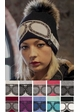 Crystal Goggles CC Beanie Hat with Pom inset 1