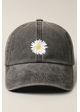 Daisy Embroidered Baseball Hat inset 4