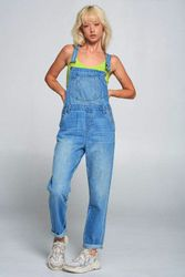 Denim Overalls and Jumpers