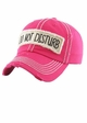 Do Not Disturb Patch Baseball Hat inset 4