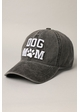 Dog Mom 3D Embroidery Baseball Hat  inset 2