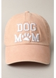 Dog Mom 3D Embroidery Baseball Hat  inset 3