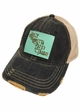 Dolly, Loretta, Patsy, Tammy Trucker Hat inset 1