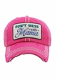 Don't Mess With Mama Vintage Hat inset 2