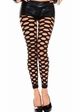 Donut Hole Net Footless Tights inset 2