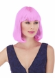 Edgy Party Page Wig in 30 Costume Colors inset 1