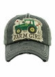 Farm Girl Vintage Patch Baseball Hat inset 2