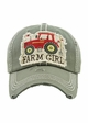 Farm Girl Vintage Patch Baseball Hat inset 4