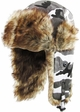 Faux Fur Aviator Winter Hat inset 3