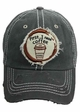 First, I Need Coffee Patch Baseball Hat inset 1