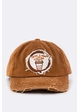 First, I Need Coffee Patch Baseball Hat inset 2