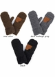 Fleece Lined CC Mittens Gloves inset 2