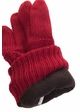 Fleece Lined Knit CC Gloves inset 2
