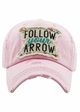 Follow Your Arrow Baseball Hat inset 3