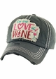 FOR THE LOVE OF WINE Vintage Baseball Hat inset 1