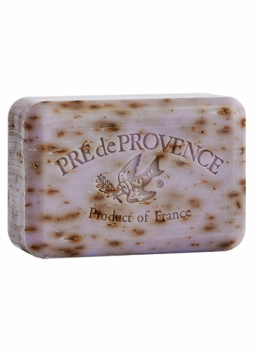 French Soap Bar with Shea Butter - Lavender
