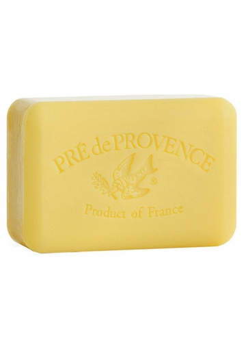 French Soap Bar with Shea Butter - Freesia
