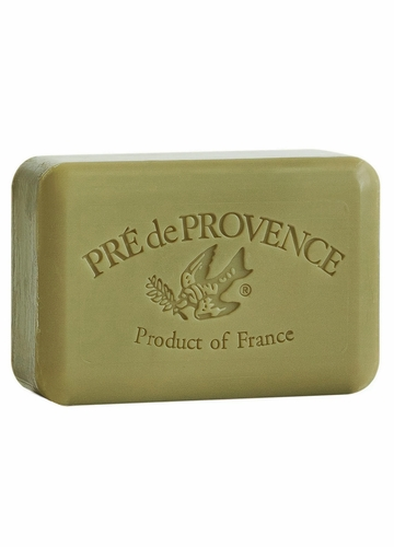 French Soap Bar with Shea Butter - Green Tea
