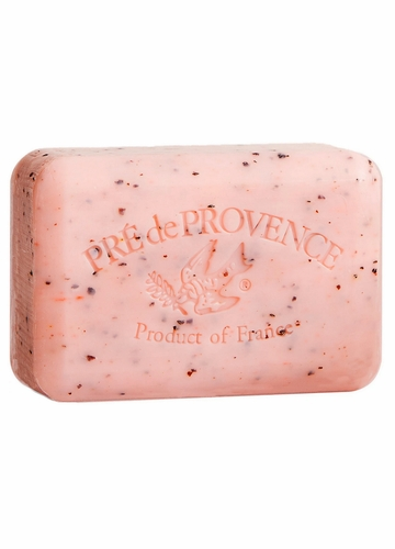 French Soap Bar with Shea Butter - Juicy Pomegranate