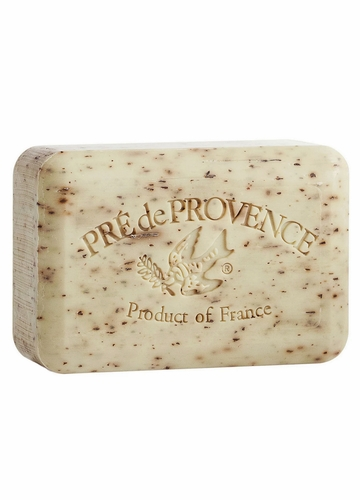 French Soap Bar with Shea Butter - Mint Leaf