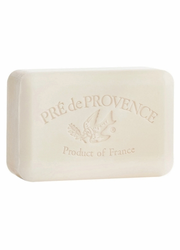 French Soap Bar with Shea Butter - Plum Blossoms