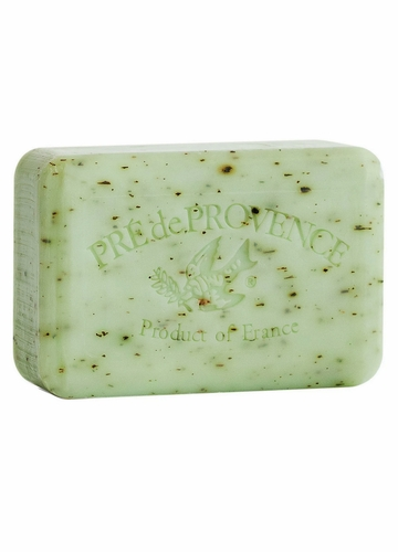 French Soap Bar with Shea Butter - Rosemary Mint