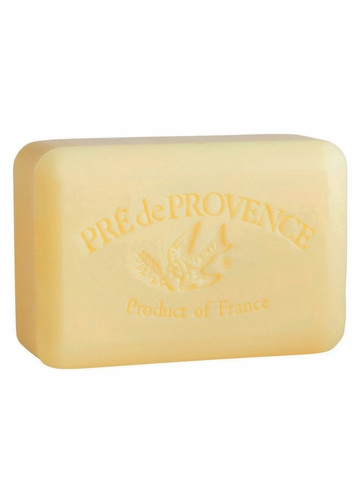 French Soap Bar with Shea Butter - Sweet Lemon