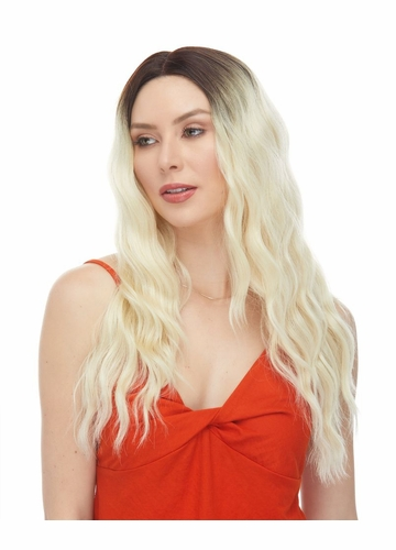 Gentle Wave Lace Front Wig Alexa