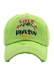 GIRLS Just Wanna HAVE SUN Baseball Hat inset 2
