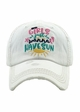 GIRLS Just Wanna HAVE SUN Baseball Hat inset 4