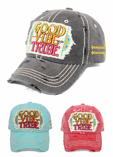 Good Vibe Tribe Baseball Hat