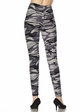 Grey Camo Peach Skin Leggings inset 2
