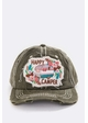 Happy Camper Boho Baseball Hat inset 3