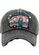 Happy Camper Cutie Pie Baseball Hat inset 2