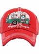 Limited Edition Happy Camper Holiday Baseball Hat inset 1
