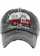Limited Edition Happy Camper Holiday Baseball Hat inset 2