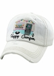 HAPPY CAMPER Spring Washed Vintage Ballcap inset 4