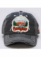 Happy Camper Vintage Patch Baseball Hat inset 2