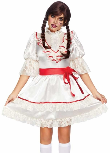 Haunted Doll Freaky Costume