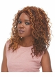 Heat and Styling Friendly 3/4 Curly Wig Lexi inset 1
