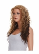 Heat and Styling Friendly Curly 3/4 Wig Naya inset 1