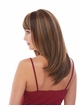 Heat Friendly Shoulder Length Bob Wig /W Graduated Layers & Rich Bangs inset 2