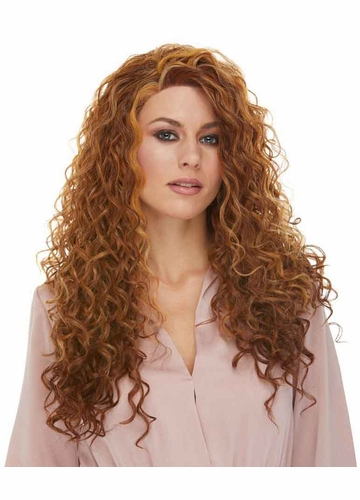 Heat Safe Front Lace Wig Shania