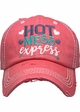 Hot Mess Express Vintage Baseball Hat inset 2