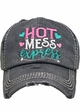 Hot Mess Express Vintage Baseball Hat inset 4