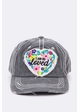 I Am So Loved Vintage Baseball Hat inset 3