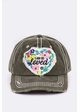I Am So Loved Vintage Baseball Hat inset 4