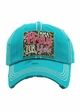 IMMA PRAY FOR YOU Washed Vintage Ballcap inset 2