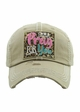 IMMA PRAY FOR YOU Washed Vintage Ballcap inset 4