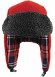 Inner Plaid Trapper Hat inset 2